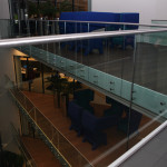 balustrades in glas en inox