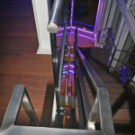 balustrades en leuningen glas in inox