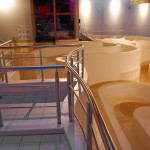 Inox balustrade zwembad
