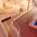 Inox balustrade zwemparadijs
